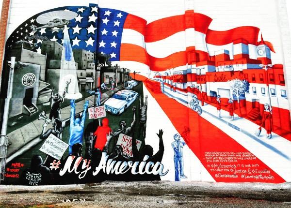 #MyAmerica-Mural