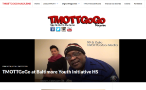 TMOTTGoGo at Baltimore Youth Initiative HS