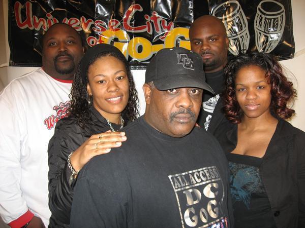 TMOTTGoGo's Preston, Maiah, Kato, Mark, & Nena